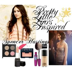 Spencer Hastings inspired makeup!