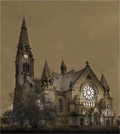 Garnisions Church in Dresden