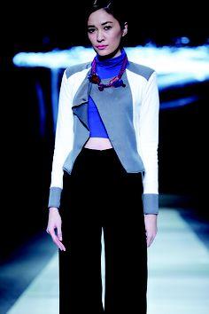 Milcah at Cleo Fashion Award 2012