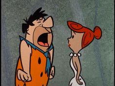 The Flintstones - Erinnerung - Cartoon Good Cartoons, Best Cartoons Ever, Old School Cartoons, Famous Cartoons, Funny Cartoons, Retro Cartoons, Classic Cartoon Characters, Cartoon Books, Cartoon Tv Shows