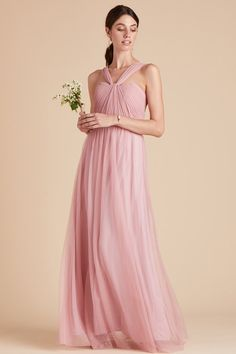 c8df388c8c8 Chicky Convertible Dress - Dusty Rose in 2019