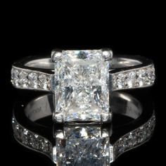 3.06 GIA Certified Radiant F VVS2.  Diamond Exchange Dallas has an endless supply of loose diamonds.  Find out more about our wholesale diamonds at http://diamondexchangedallas.com/wholesale-diamonds-dallas-tx/