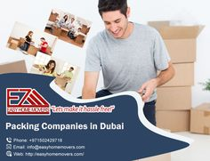Packing Companies, Packing Services, Companies In Dubai, House Movers, Make It Simple, Easy