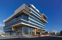 HASSELL | Projects - Dandenong Government Services Offices