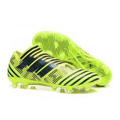 low priced 5c4c6 828d2 Adidas Nemeziz 17 360 Agility FG Soccer Cleat Yellow Black. Soccer Boots,  Football ...