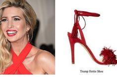 Ivanka Trump Accused Of Ripping Off Luxury Shoe Design