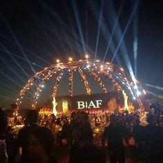 #Beirut tonight #BIAF2017 ❤️  #Lebanon