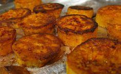 Baked Spiced Yams