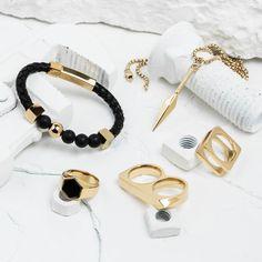 Trendy jewelry to add style to your wardrobe.