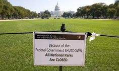 Dems block GOP's attempt to exempt parks, veterans from shutdown - Even if passed in the House, the Senate has already vowed to not ever consider them, & President Obama said he would veto the measures.