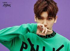 Hyuk #VIXX_2016_CONCEPTION #20160419_0AM