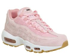 3fd37d82bddf Nike Air Max 95 Prism Pink White Sheen - Hers trainers