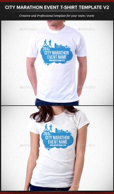 Buy City Marathon Event T-Shirt Template by gbs on GraphicRiver. * City Marathon Event T-Shirt Template Features Dynamic style, suitable for any city marathon/ runners events or . Marathon Logo, City Marathon, Shirt Print Design, Shirt Designs, Math Shirts, Team Events, Shirt Template, Logos, Illustration