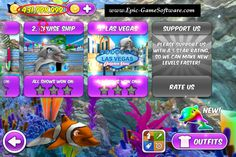 My Dolphin Show Android Hack and My Dolphin Show iOS Hack. Remember My Dolphin Show Trainer is working as long it stays available on our site.