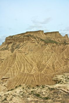 Parque Natural de Bardenas Reales  Navarra  Spain Guernica, Pamplona, Bilbao, Balearic Islands, Beautiful Sites, Spain And Portugal, Spain Travel, Oh The Places You'll Go, Summer 2016