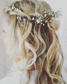 Waterfall loose braid