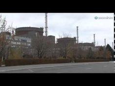 Confirmado acidente na maior usina nuclear da Europa