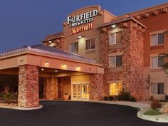 Sierra Vista (AZ) Fairfield Inn and Suites Sierra Vista United States, North America Located in Avenida Cochise, Fairfield Inn and Suites Sierra Vista is a perfect starting point from which to explore Sierra Vista (AZ). Featuring a complete list of amenities, guests will find their stay at the property a comfortable one. Free Wi-Fi in all rooms, family room are there for guest's enjoyment. Guestrooms are fitted with all the amenities you need for a good night's sleep. In some ...