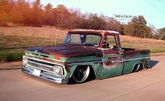 chevy truck - one of my favorites