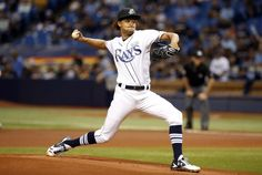 Chris Archer: A Calculated Risk Tampa Bay Rays, Archer, Basketball Court, Sterling Archer