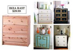 This IKEA dresser provides a blank canvas, awaiting endless possibilities. Mason room with some annie sloan chalk paint :) Furniture Makeover, Diy Furniture, Ikea Makeover, Ikea Dresser, Dresser Ideas, My New Room, Decoration, Home Projects, Painted Furniture