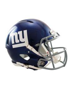 Riddell New York Giants Speed Mini Helmet - Team Color