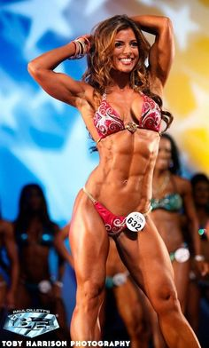 Jen Jewell! She has such an awesome transformation story!