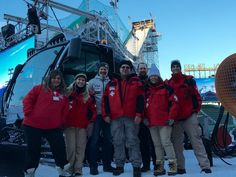 BIDMC's Emergency Department staff is not used to wearing winter coats and boots when they provide first aid at Fenway Park during the Red Sox season, but that was their attire this weekend when they made sure everyone was safe at the Polartec Big Air event.