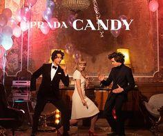 Prada wie nie tylko jak zaprojektować genialne ubrania, ale również jak robi się świetne kampanie. Dobrym tego przykładem jest zarówno video promujące najnowszą kolekcję marki oraz film reklamujący perfumy Prada Candy L'eau.  http://soperlage.com/prada-candy-leau/