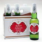 Personalized Wedding Party Stella Artois Beer Bottle Label Kit