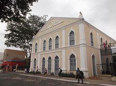 Teatro 4 de Setembro - Teresina, Piauí.