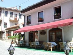 """Ohrid, Restaurant """"Sveta Sofija"""" – Great location right in the heart of the old … – Anne Schellekens – macedonian food Heart Location, Macedonian Food, Toronto Star, Food Tags, Nature View, Small Meals, Wine List, Great Coffee, In The Heart"""