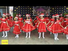 Christmas Dance By Mid School children Christmas Dance, School Children, School Dances, Cute Kids, Harajuku, Youtube, Style, Fashion, Moda