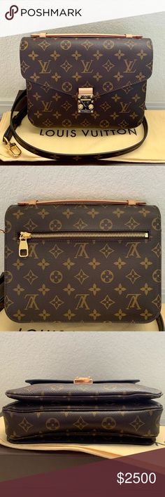 9d61dcb046c0 Louis Vuitton Pochette Métis 100% Authentic Brand New Never Used - Flawless  condition This bag