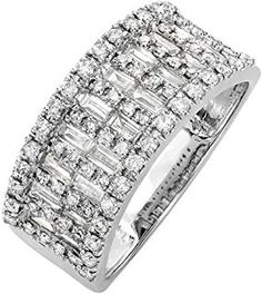 You can check out the image by visiting the link. (This is an affiliate link and I receive a commission for the sales) Diamond Bracelets, Diamond Rings, Diamond Jewelry, Diamond Cuts, Christmas Gifts For Women, Baguette Diamond, Wedding Ring Bands, Luxury Jewelry, Diamond Pendant