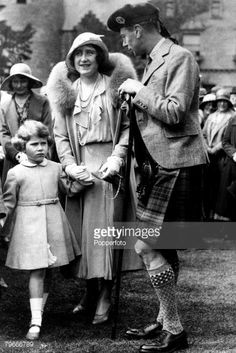 News Photo : Scotland, 22nd September 1932, The Duke and...