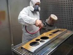 This video shows the basics of carbon fiber lay up, step by step for vacuum bagging. The Carbon Fiber fabric used in this video is not what you would normall...