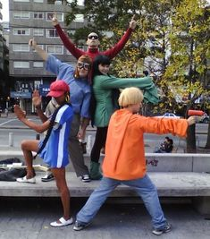 Codename: Kids Next Door | epic cosplay