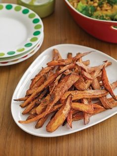 Sweet Potato Fries - Stress-Free Holiday Side Dishes | Parenting.com