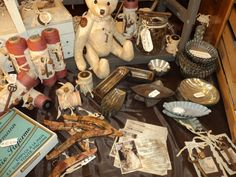 oud speelgoed