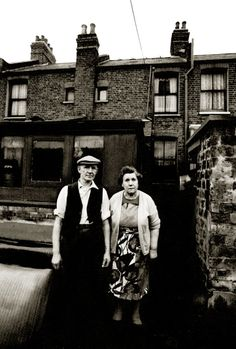 The window on the top right of this photograph was John Claridge's former bedroom when he took this astonishing portrait of his neighbours in Plaistow – Mr & Mrs Jones – in 1968, on a visit home in his early twenties. Once, at the age of eight, John saw a plastic camera at an East End fun fair and knew he had to have it. And thus, in that intuitive moment of recognition, his lifelong passion for photography was born. Saving up money from his paper round in the London Docks, John bought a ...
