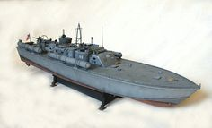 1/35 PT Boat