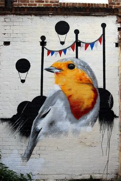Street Art in London - Image property of Cheryl Vance (www.clvance.com)