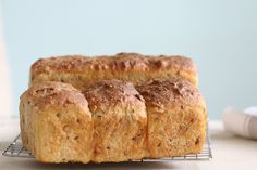 Matpakkebrød - Passion For baking Banana Bread, Baking, Desserts, Passion, Tailgate Desserts, Deserts, Bakken, Postres, Dessert