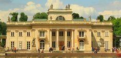 Muzeum Łazienki Królewskie w Warszawie. Letnia Rezydencja króla Stanisława Augusta