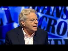 Jerry Springer silences Jeremy Paxman and he makes the case putting the ...