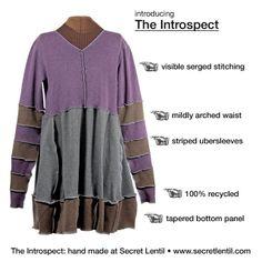 secret lentil clothing