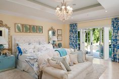 The Glam Pad: Palm Beach Chic on the MLS
