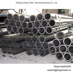 cold drawn seamless steel pipe for hydraulic & pneumatic cylinder