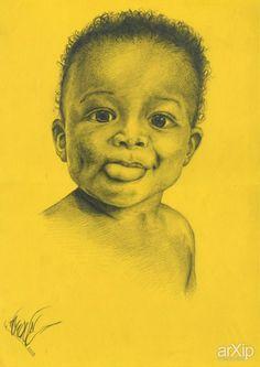 Малыш #visualarts #realism #portrait #graphics #drawing #graphicarts